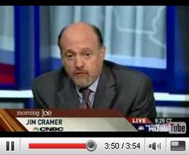 Cramer on CNBC