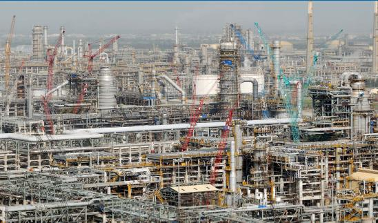 Reliance Jamnagar refinery