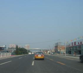 Guangqu Road from Beijingology