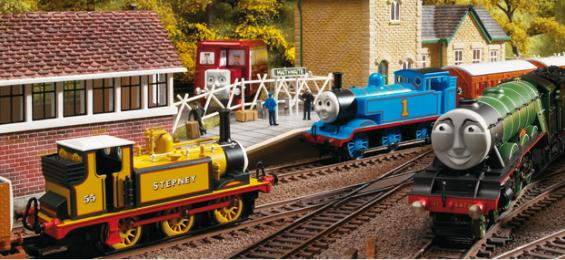 Thomas the Tank Engine - hornby