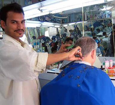 Dubai haircut from dottyguy's photostream at Flickr