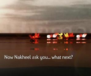 Nakheel campaign via Lucid Designs