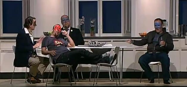 Maskarade -- Carl Nielsen