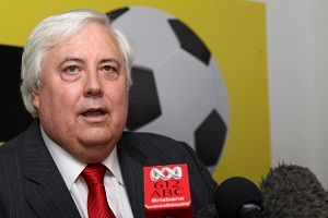 Clive Palmer - source: Getty Images